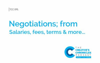 NEGOTIATIONS – from fees, salaries, terms and more