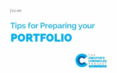 Tips on Preparing Your Portfolio