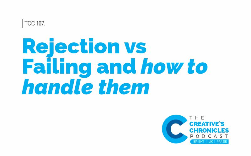 Rejection vs Failing and how to handle them
