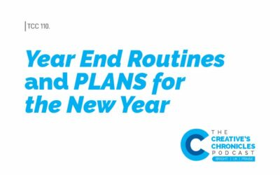 Year-End Routines and plans for the New year