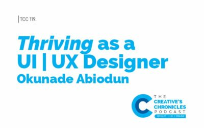 Okunade Abiodun – Thriving as a UI and UX Designer